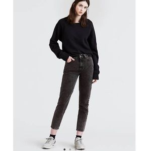 NWT Levi's Mom Jeans sold on Free People